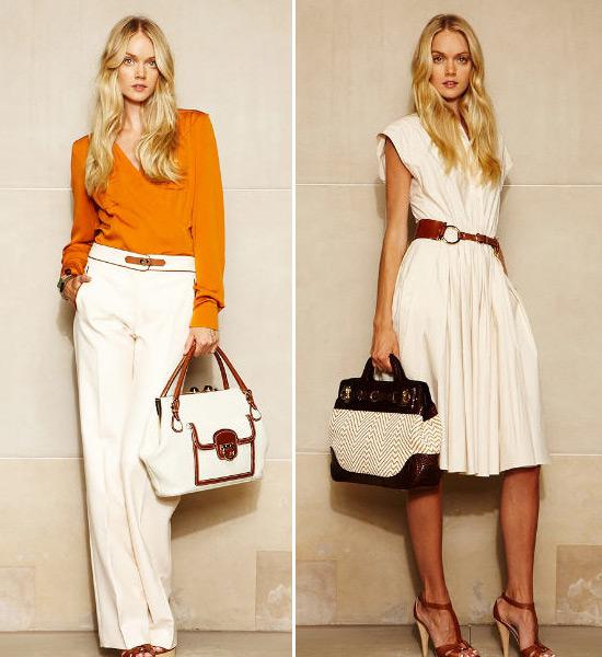 Модная летняя одежда для женщин фото