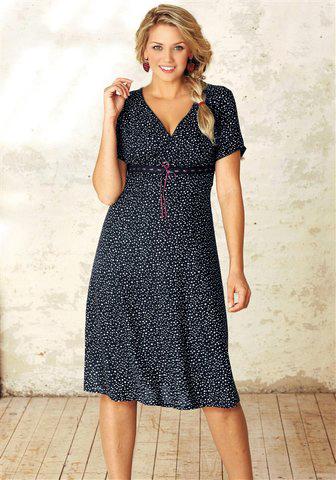 Модные платья для полных девушек | Мода для полных