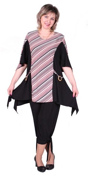 b12569b87f4 Одежда для полных   Интересное   Lina - женская одежда больших ...